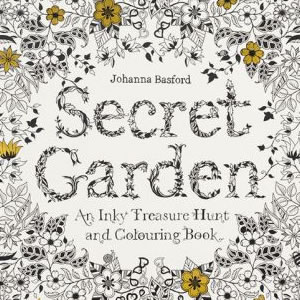 Secret Garden An Inky Treasure Hunt By Johanna Basford