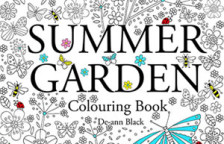 summergardencolouringbook